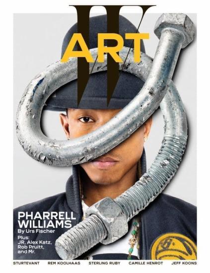 Pharrell x W